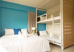 奧耶斯旅舍 - 喀比 - 臥室
