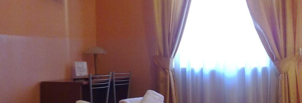 Hotel Dateo - 米蘭 - 臥室