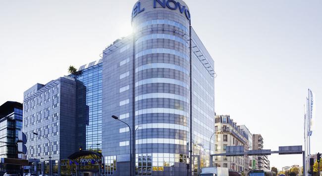 Novotel Paris 14 Porte d'Orleans - 巴黎 - 建築