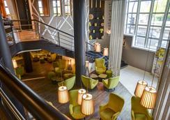 巴黎諾富特奧爾良門14酒店 - 巴黎 - 大廳