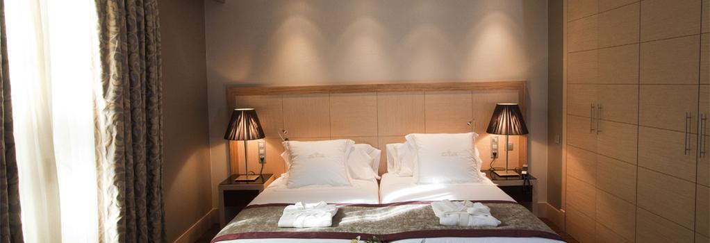 Nexus Valladolid Suites & Hotel - 巴利亞多利德 - 臥室