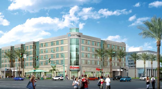 Hyatt House at Anaheim Resort/Convention Center - 安納海姆 - 建築