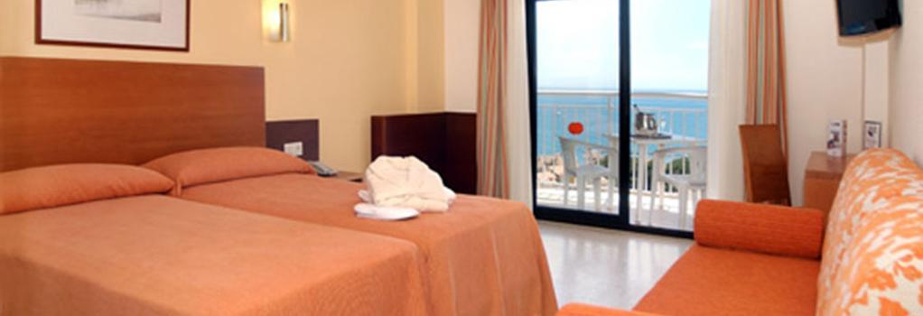 Medplaya Hotel Bali - Benalmádena - 臥室