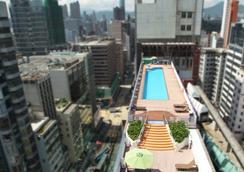 恆豐酒店 - 香港 - 露天屋頂