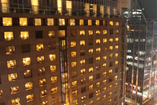 恆豐酒店 - 香港 - 建築