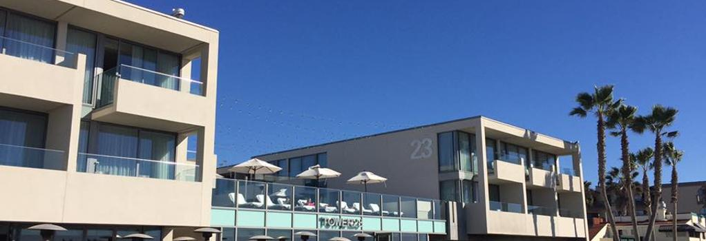 Tower23 Hotel - 聖地亞哥 - 建築