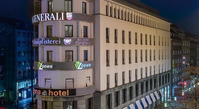 anna hotel - 慕尼黑 - 建築