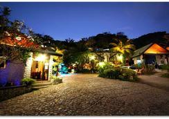 布姆蘭鄉村度假酒店 - 卡倫海灘 - 室外景