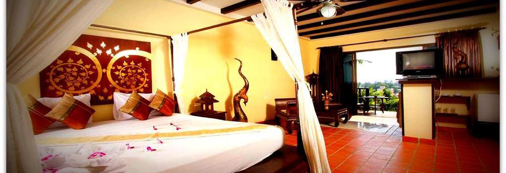 Boomerang Village Resort - 卡倫海灘 - 臥室