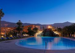 老鷹酒店 - 拉克魯斯 - 游泳池