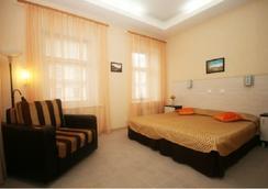 赫爾岑旅館 - 聖彼得堡 - 臥室