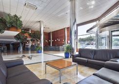 熱帶綠洲最佳酒店 - Mojacar - 大廳