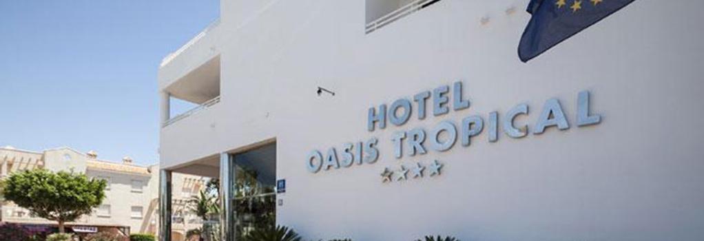 Best Oasis Tropical - Mojacar - 建築