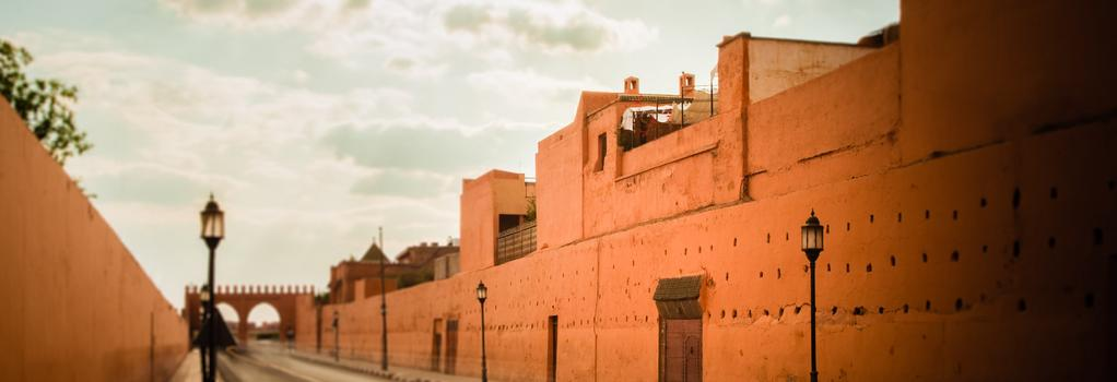 Riad Ajebel - 馬拉喀什 - 建築