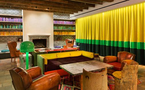 波德 51 飯店 - 紐約 - 休閒室
