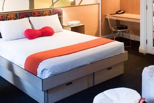 波德 51 飯店 - 紐約 - 臥室