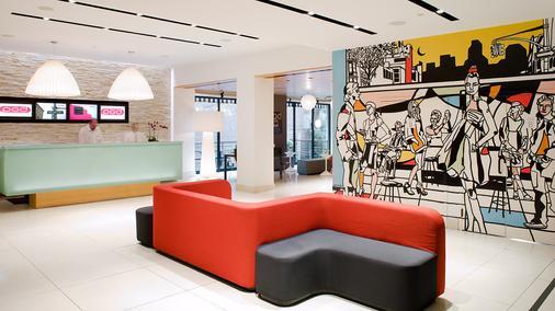 波德 51 飯店 - 紐約 - 大廳