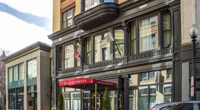 Hotel Providence - 普羅維登斯 - 建築