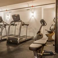 Franklin Guesthouse Gym