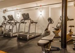 富蘭克林酒店 - 布魯克林 - 健身房