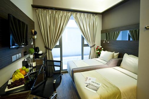 舒維尼公園飯店 - 泰爾維特 - 新加坡 - 臥室