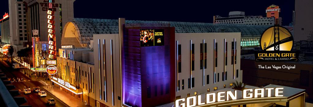 Golden Gate Hotel and Casino - 拉斯維加斯 - 建築
