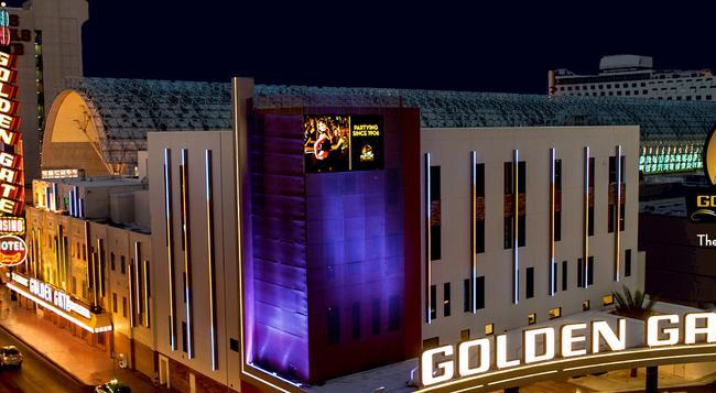 Golden Gate Hotel and Casino - 拉斯維加斯 - 建築