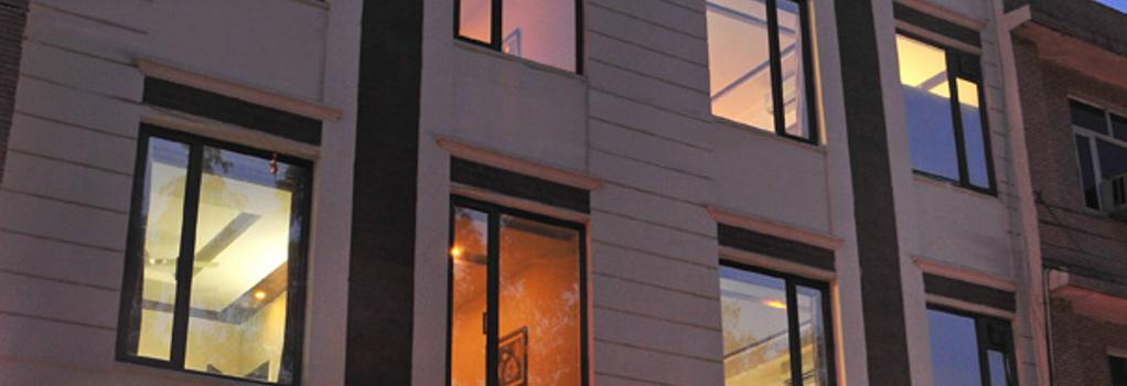 Hotel Citi International - 新德里 - 建築