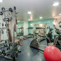 Hotel Saint Paul Fitness Facility