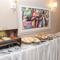 Hotel Saint Paul Breakfast Area
