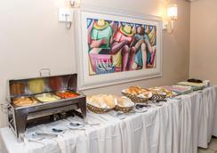 聖保羅公寓 - 馬瑙斯 - 餐廳