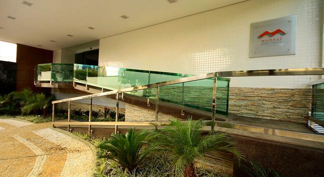 Hotel Express Vieiralves - 馬瑙斯 - 建築