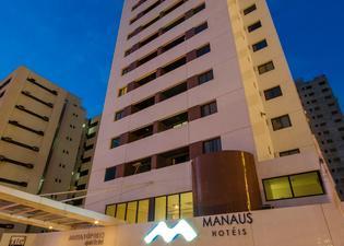 Hotel Adrianópolis All Suites