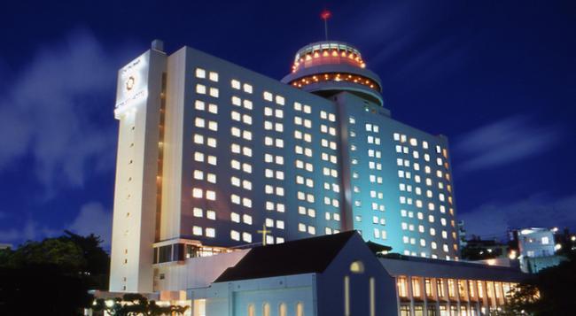 Okinawa Miyako Hotel - 那霸 - 建築