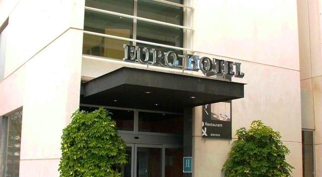 Eurohotel Diagonal Port - 巴塞羅那 - 建築