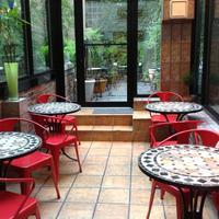 Chelsea Pines Inn Breakfast Area