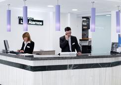 洛斯阿拉莫斯酒店 - 貝尼多姆 - 大廳