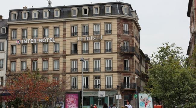 Inter-Hotel Le Bristol Strasbourg - 史特拉斯堡 - 建築