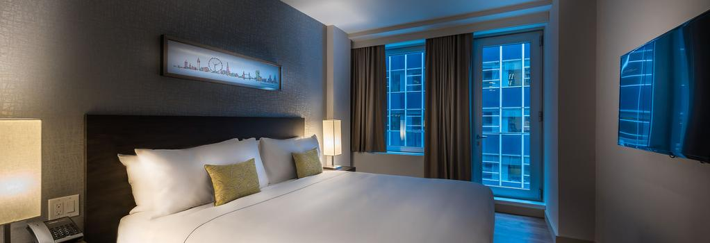 The Bernic Hotel - 紐約 - 臥室