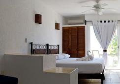 露娜德爾蘇爾酒店 - 圖盧姆 - 臥室