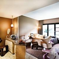 east Hotel Hamburg Guest room