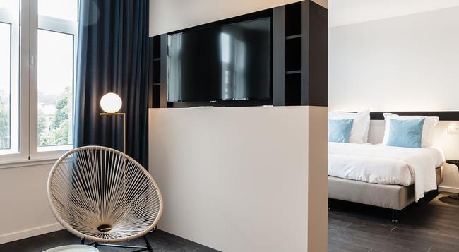 Hotel Portinari - 布魯日 - 臥室