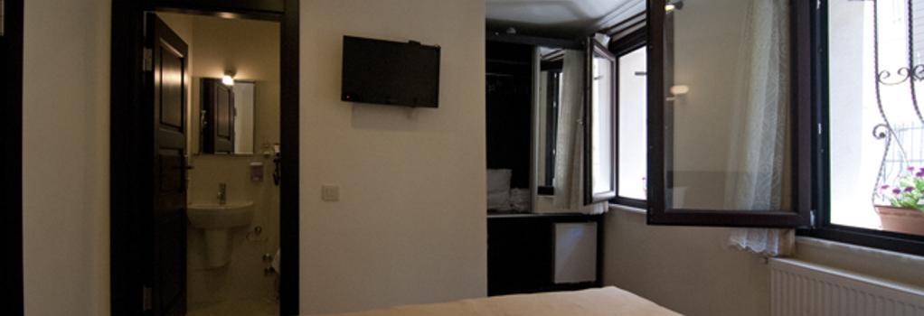 Sultans Hotel - 伊斯坦堡 - 臥室