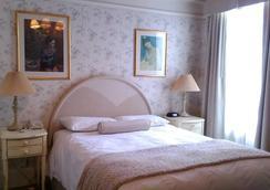 法蘭西康奈爾酒店 - 三藩市 - 臥室