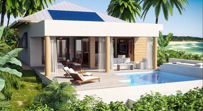 Solaire Villas Anguilla - 山谷市 - 建築