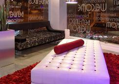 利奧尼精品酒店 - 昆卡 - 大廳