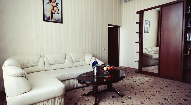 Viva Hotel - 莫斯科 - 臥室