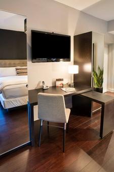 市區伊奧酒店 - 奧蘭多 - 客廳