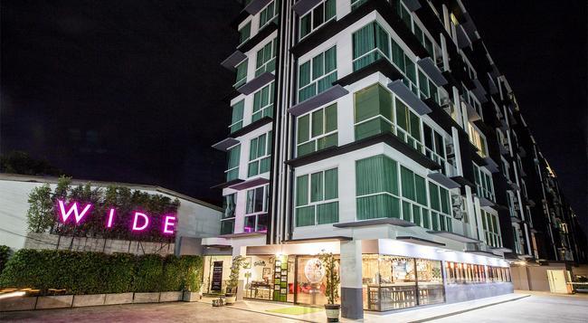 The Wide Condotel - 布吉島 - 建築