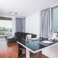 The Wide Condotel Living Area